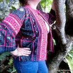 Plus Size Tribal Jacket In ..